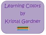 Color Lesson