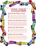 Color List Review
