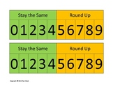 Color Mat for Rounding Rules