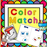 Learning Colors and Color Sight Word Activities