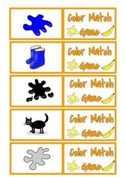 Color Match Concentration