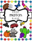 Color Match Mixup