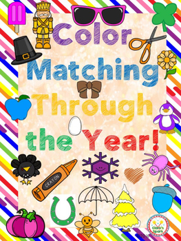 Color Match Through the Year