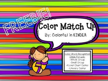 Color Match Up