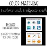 Color Matching