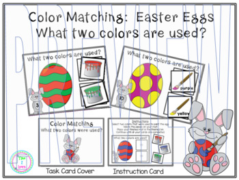 Color Matching: Easter Eggs