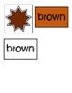 Color Matching File Folder - Sunburst