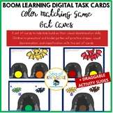 Color Matching Game Digital Activity Bat Caves