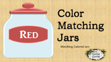 Color Matching Jars