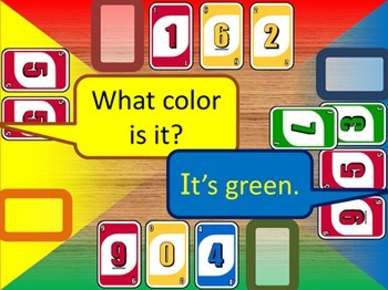 picture regarding Printable Card Games named Colour Matching PRINTABLE CARD Activity (English Conversation Sport)