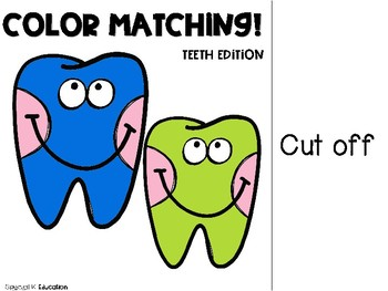 Color  Matching-Teeth Edition