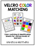 Color Matching Velcro