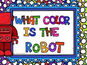 Color Matching: What Color is the Robot?