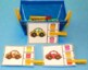 Color Matching and Color Words Clip Cards – Car Theme
