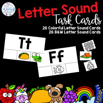 Color Matching and Spelling Color Task Cards