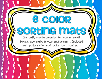 Color Sorting Center FREE