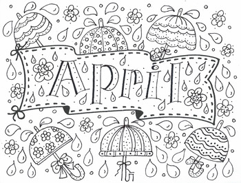Color Me APRIL