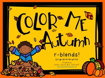Color Me Autumn: r-blends