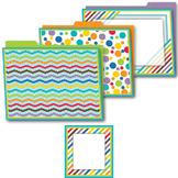 Color Me Bright Office Decor Set SALE 20% OFF 144934