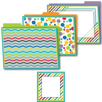 Color Me Bright Office Decor Set SALE 20% OFF 144934