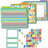 Color Me Bright Organization Set SALE 20% OFF 144926