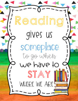 Color Me Brights Classroom Inspirational Posters