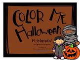 Color Me Halloween: R-blend Sounds