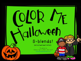 Color Me Halloween: S-blend Sounds