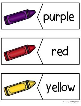 Color Me Happy: A Color Unit