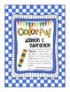 Color Me Happy Math Center Activities with QR Codes