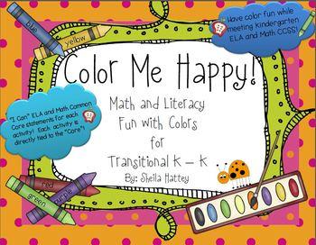 Color Me Happy Through the Core!