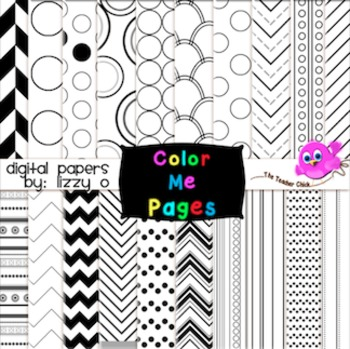 Color Me Pages