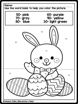Spring Coloring Sheets by Jessica Tobin - Elementary Nest | TpT