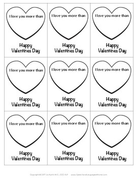 Color Me Valentines