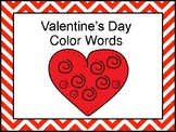 Color Me: Valentines Day