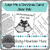 Color Me a Christmas Carol Silver Bells