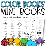 Color Mini-Books