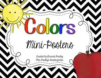 Color Mini-Posters