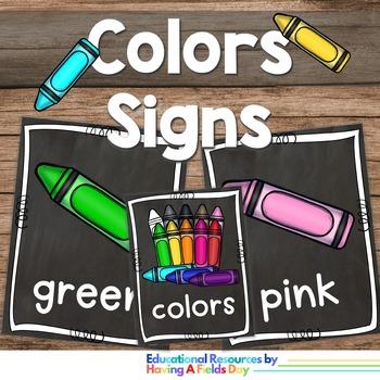 Color Mini Posters