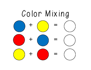 Color Mixing