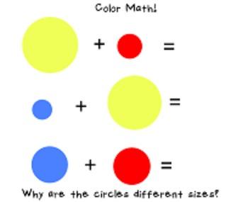 Color Mixing Flipchart