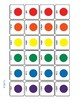Color Mixing Icon Strips