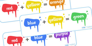 Color Mixing Pack