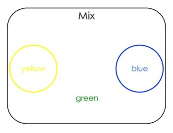 Color Mixing Worksheets