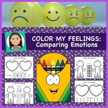 Color My Feeling:  Comparing My Emotions