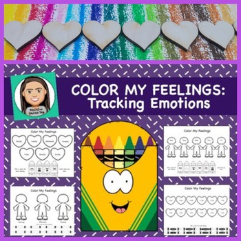 Color My Feelings: Tracking Emotions