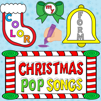 Color My Form: Christmas Pop Music