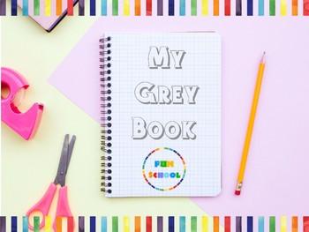 Color - My Grey Book by FUN SCHOOL | Teachers Pay Teachers