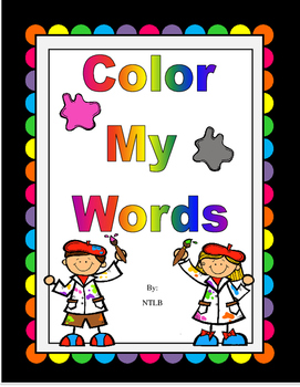 Color My Words