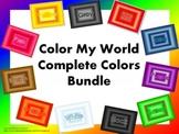 Color My World- Complete Colors Bundle
